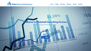 web design - whitehall CP